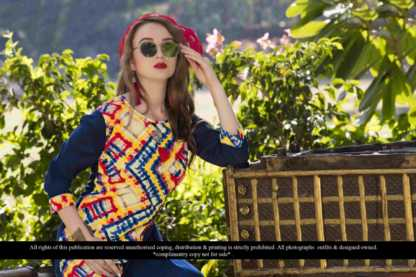 Pushp Creation Mewad 2 Kurti Catalogue Wholesale