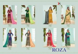 Deepsy Suits Roza Salwar Suits Catalogue Wholesale
