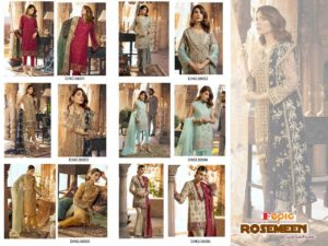 Fepic Rosemeen Signature Salwar Suits Catalogue Wholesale