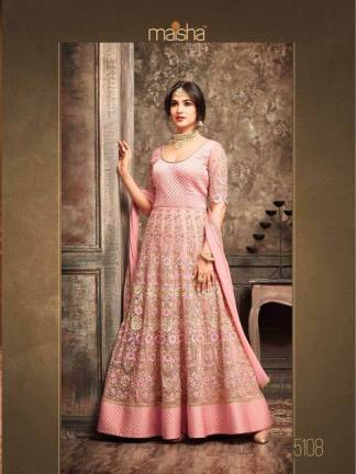Maisha Maskeen Jawariya Heavy Designer Bridal Wedding Lehenga Catalogue Design 5108