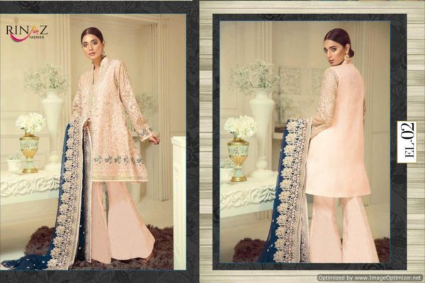 Rinaz Fashion Jazmin Vol 2 Salwar Suit Catalogue Wholesale
