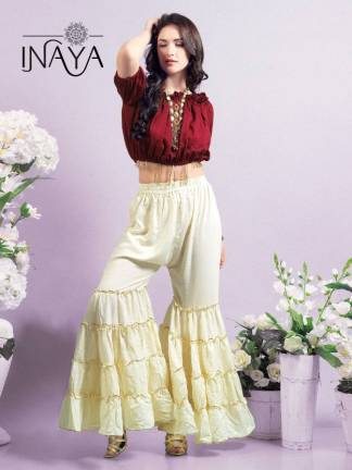 Studio Libas Inaya Gharara Pants Catalogue (10)