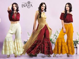 Studio Libas Inaya Gharara Pants Catalogue (2)