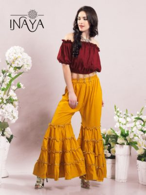 Studio Libas Inaya Gharara Pants Catalogue (6)