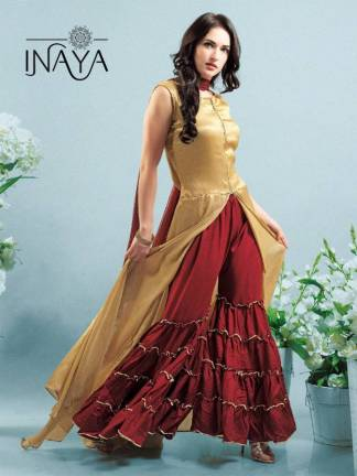 Studio Libas Inaya Gharara Pants Catalogue (9)