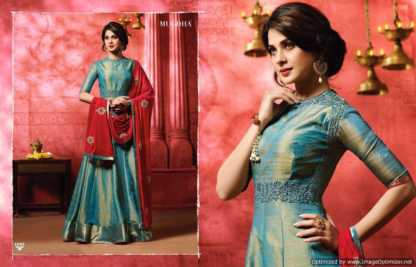 Extreme Vol-2 by Mugdha Salwar Suit Full Wholesale Catalogue 11011