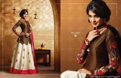 Extreme Vol-2 by Mugdha Salwar Suit Full Wholesale Catalogue 11012