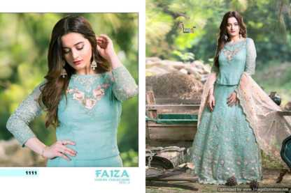 Shree fabs faiza luxury collection vol 3 details 1111