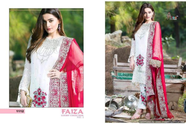 Shree fabs faiza luxury collection vol 3 details 1112