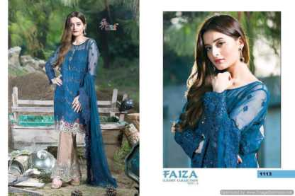 Shree fabs faiza luxury collection vol 3 details 1113