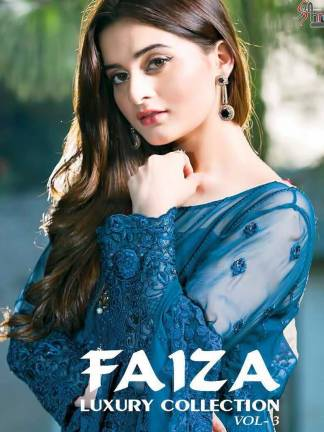Shree fabs faiza luxury collection vol 3