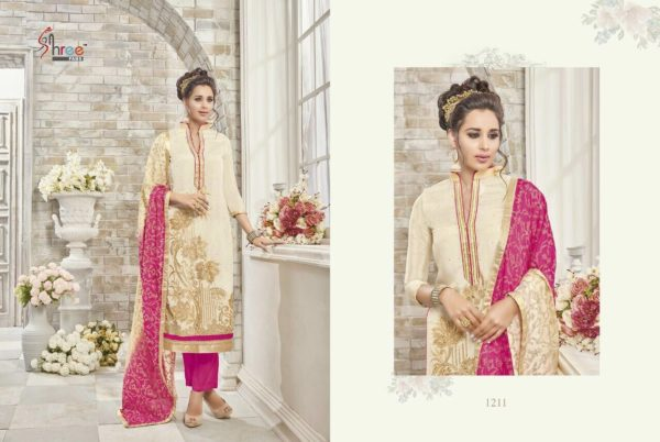 First Choice Vol-18 by Shree Fabs Salwar Suit Full Wholesale Catalogue details 1211