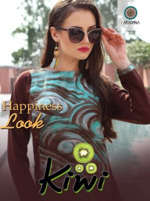 kiwi by aradhna fashion kurti design catalogue surat wholesale