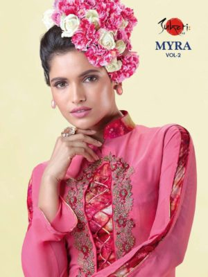 mayra vol-2 by suhati fab kurti design catalogue surat wholesale
