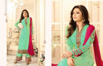 LT Fabrics Nitya 108 Salwar Suit Catalogue2
