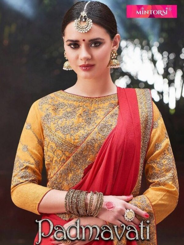 Padmavati by Varsiddhi Fashion - Saree Catalogue Surat Wholesale