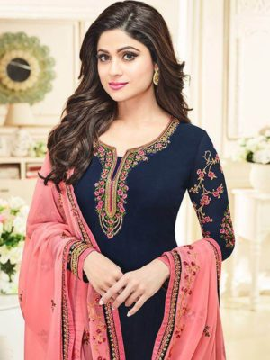 Aashirwad Creation Rabiya Salwar Suit Catalogue Full Set
