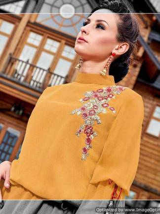 Tanishk Fashion Spidar Kurti Design Catalogue Surat Wholesale