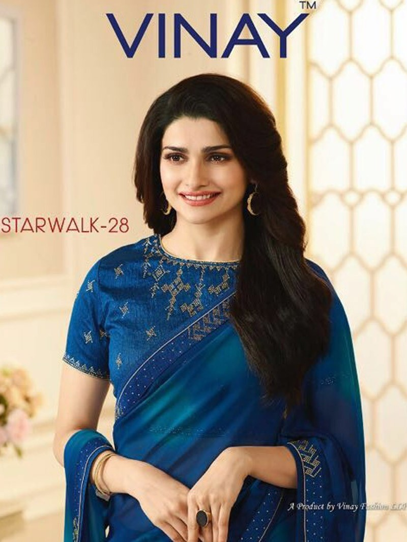 Vinay Fashion StarWalk Vol-28 Saree Catalogue Surat Wholesale