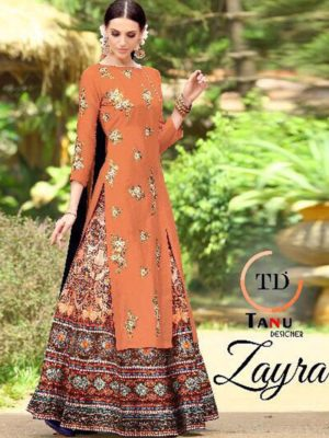 Tanu Designer Zayra Salwar Suit Full Wholesale Catalogue