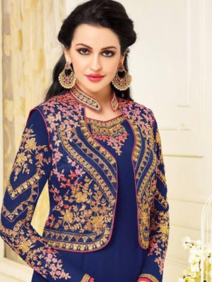 zisa vol-44 by meera trendz - salwar suit catalogue surat wholesale